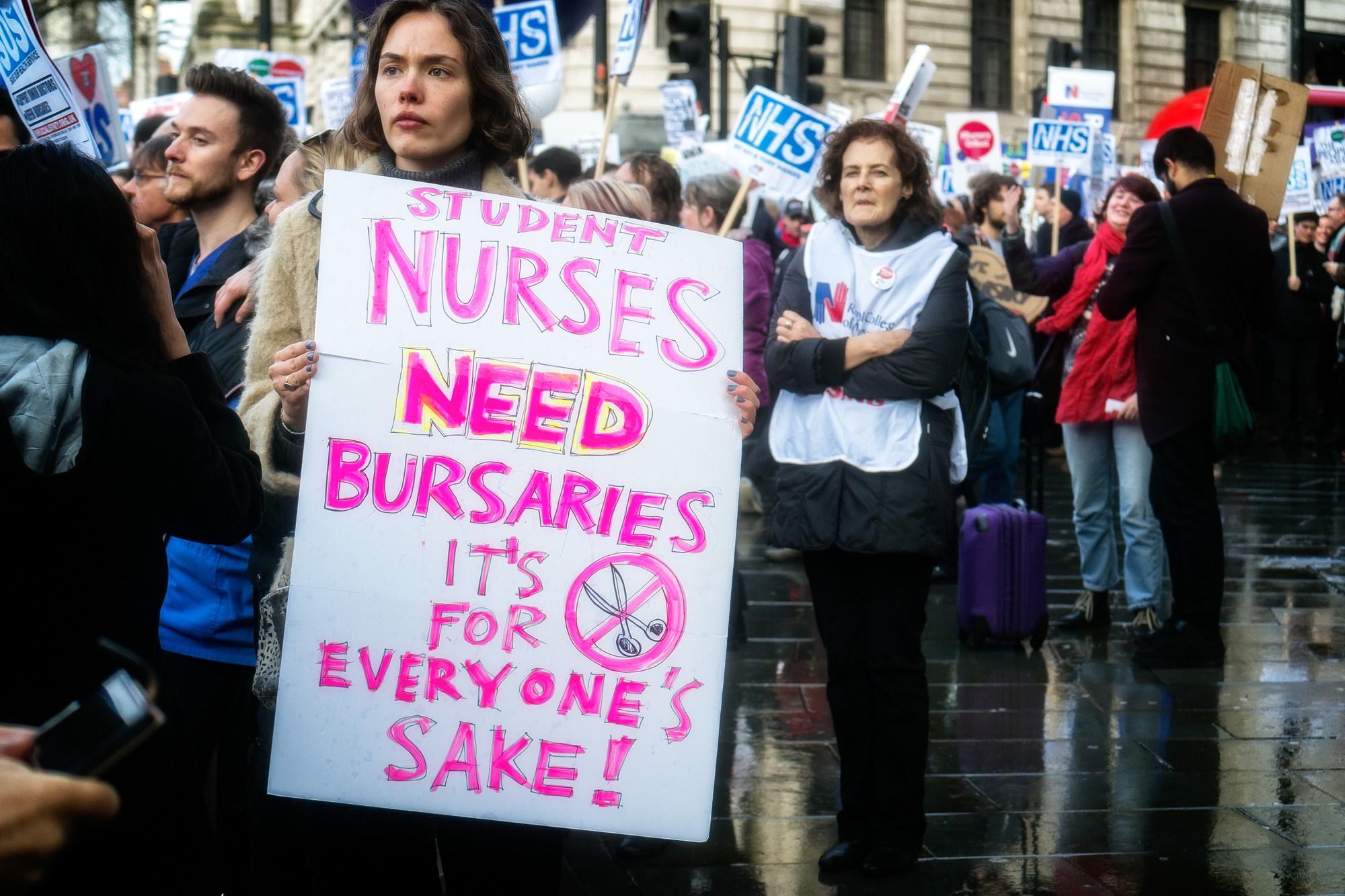 NHS bursary guide 2021