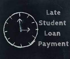 How To Handle A Late Student Loan Payment