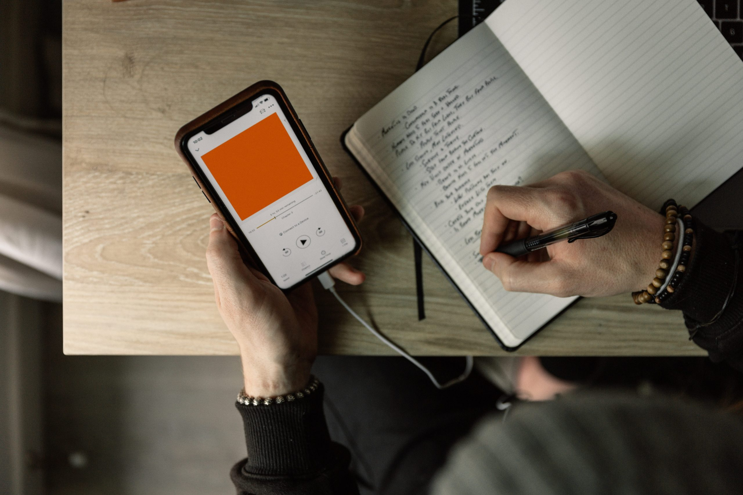 Are You Listening? Top 5 Finance Podcasts For College Students